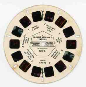 Slide for the 3D View-Master